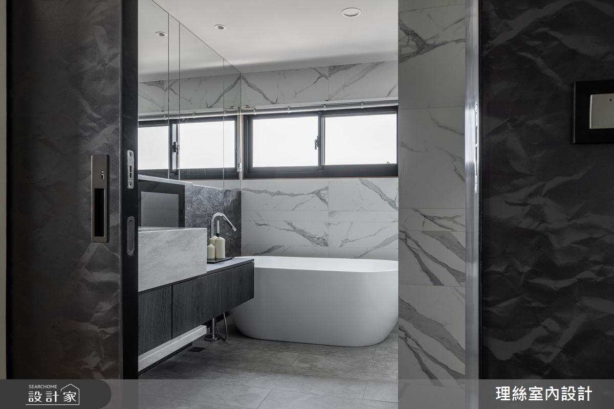46坪預售屋_現代風案例圖片_理絲室內設計有限公司_理絲_26之26