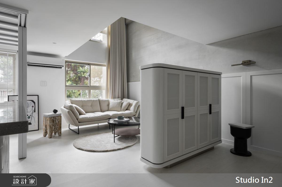 小空間也有大視界!20 坪中古屋開啟我們的同居生活