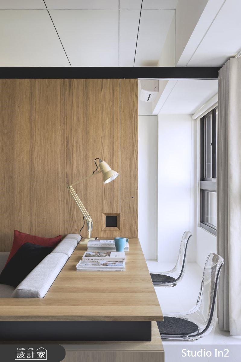 新成屋(5年以下)_現代風書房案例圖片_Studio In2 深活生活設計_深活生活_07之8