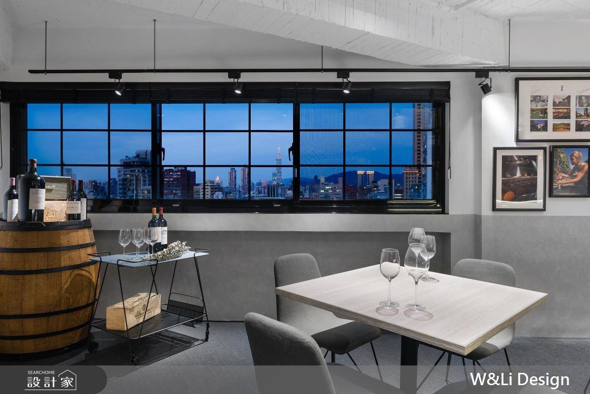 30坪老屋(31~40年)_混搭風商業空間案例圖片_W&Li Design  十穎設計有限公司_十穎_01之2