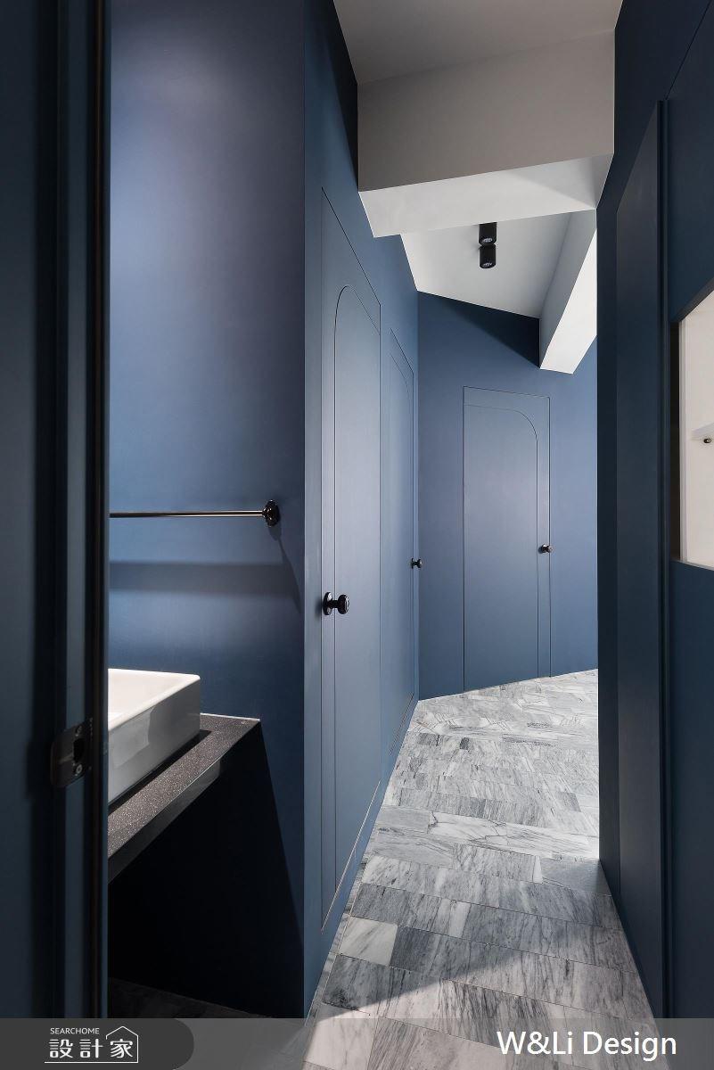 30坪老屋(16~30年)_混搭風浴室案例圖片_W&Li Design  十穎設計有限公司_十穎_02之13