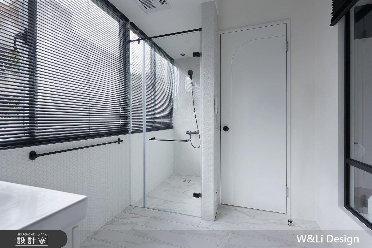 30坪老屋(16~30年)_混搭風浴室案例圖片_W&Li Design  十穎設計有限公司_十穎_02之19