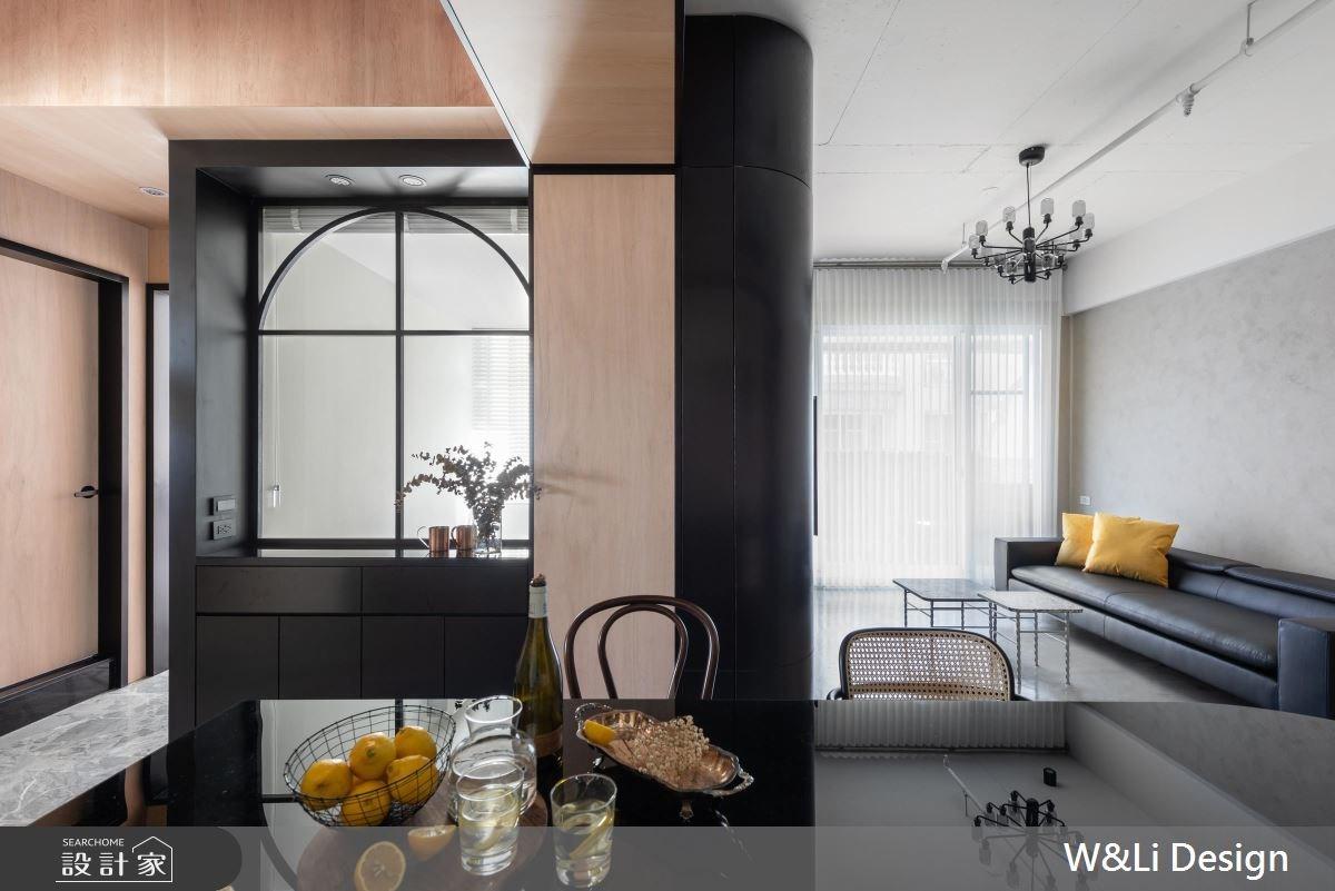 20坪中古屋(5~15年)_混搭風餐廳案例圖片_W&Li Design  十穎設計有限公司_十穎_09之8