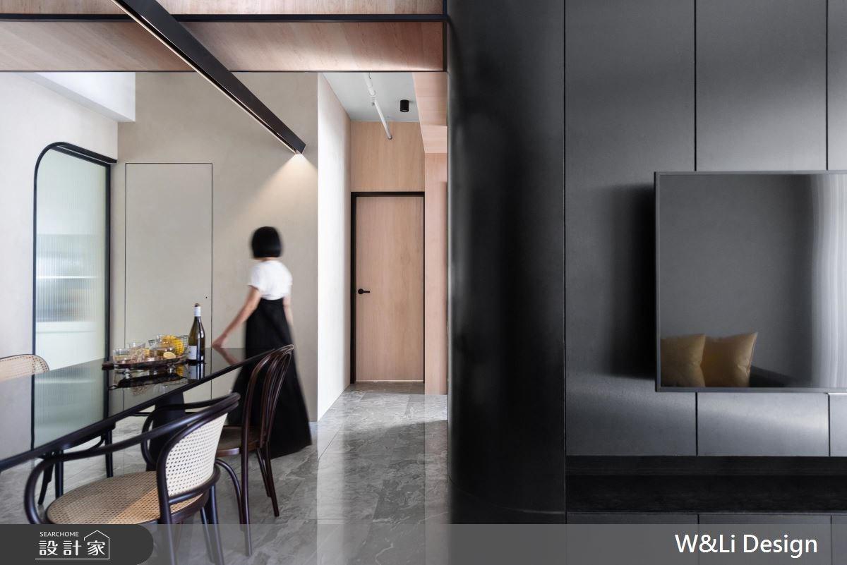 20坪中古屋(5~15年)_混搭風餐廳案例圖片_W&Li Design  十穎設計有限公司_十穎_09之10