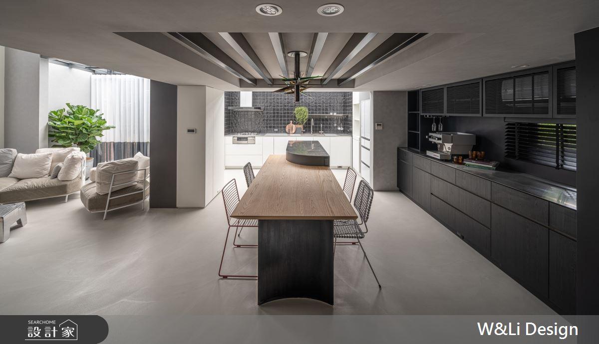 40坪老屋(16~30年)_現代風餐廳案例圖片_W&Li Design  十穎設計有限公司_十穎_10之6
