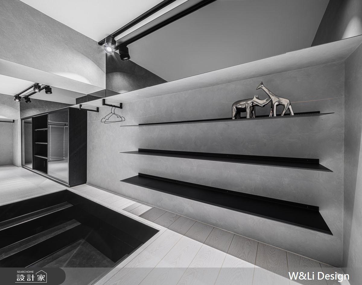 40坪老屋(16~30年)_現代風案例圖片_W&Li Design  十穎設計有限公司_十穎_10之11