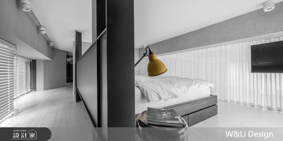 40坪老屋(16~30年)_現代風臥室案例圖片_W&Li Design  十穎設計有限公司_十穎_10之9