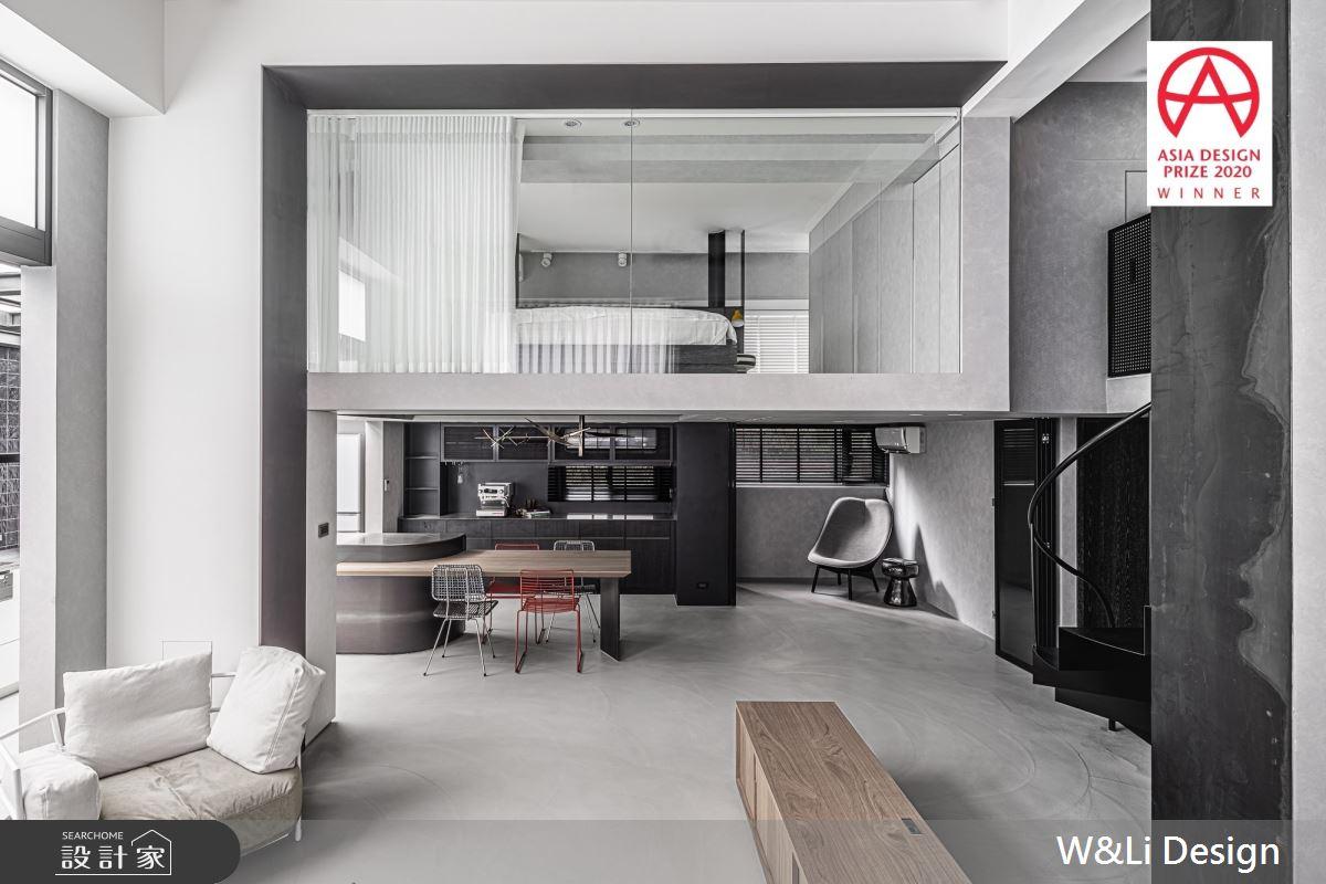 40坪老屋(16~30年)_現代風案例圖片_W&Li Design  十穎設計有限公司_十穎_10之2