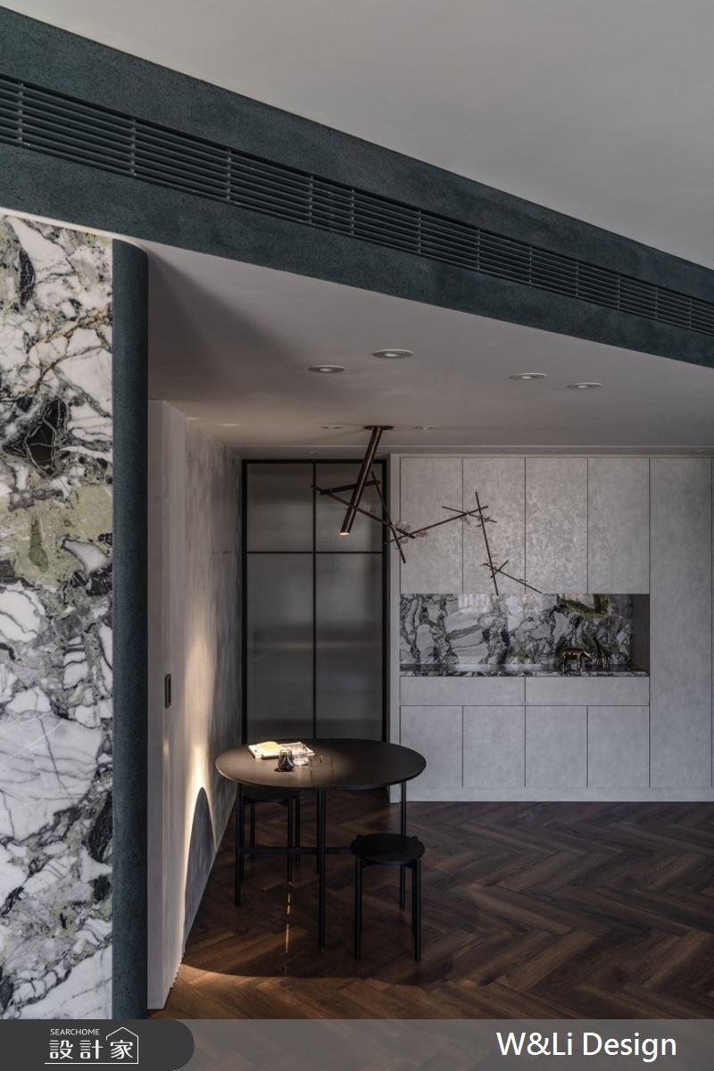 32坪新成屋(5年以下)_混搭風餐廳案例圖片_W&Li Design  十穎設計有限公司_十穎_14之9