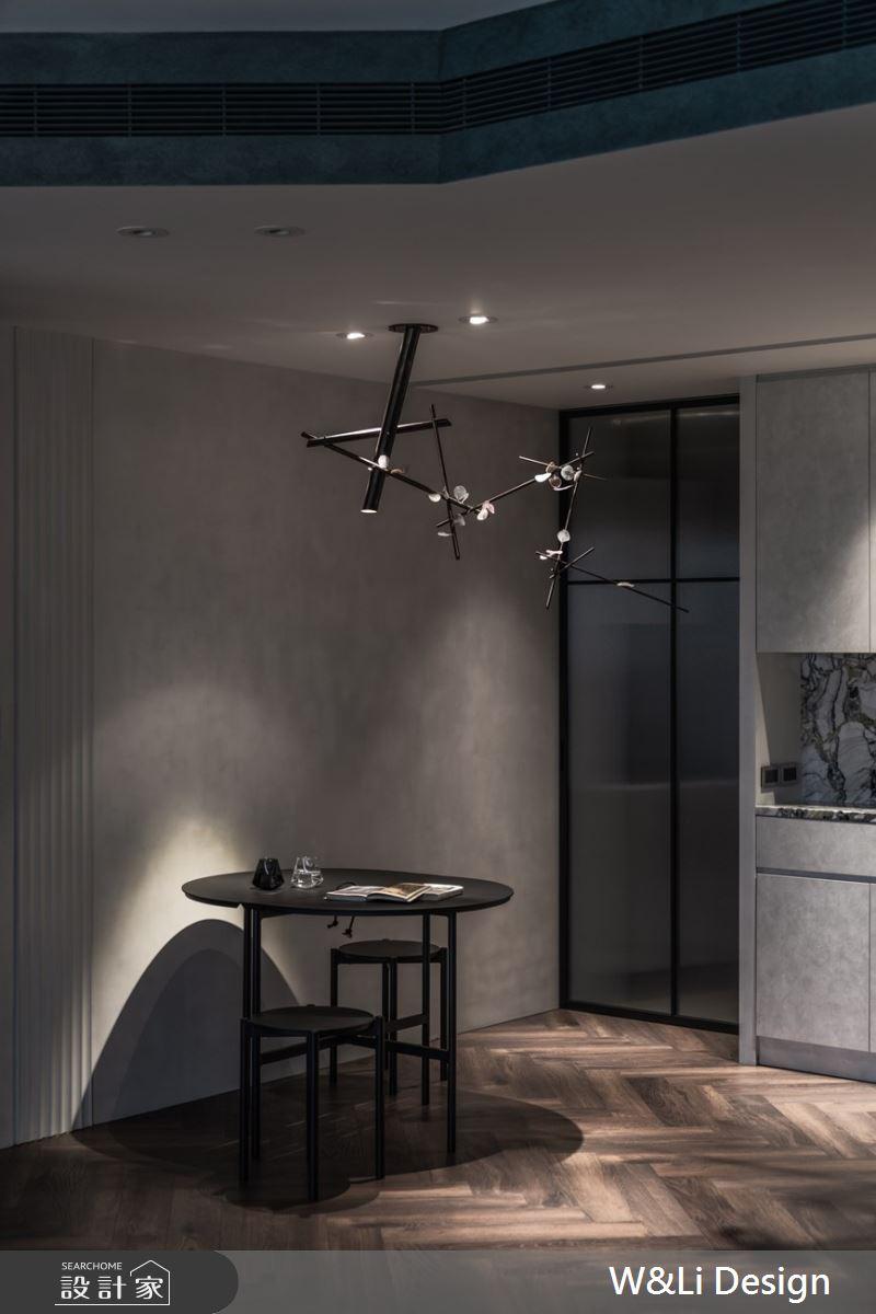 32坪新成屋(5年以下)_混搭風餐廳案例圖片_W&Li Design  十穎設計有限公司_十穎_14之10
