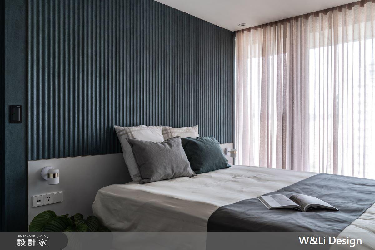 32坪新成屋(5年以下)_混搭風臥室案例圖片_W&Li Design  十穎設計有限公司_十穎_14之11