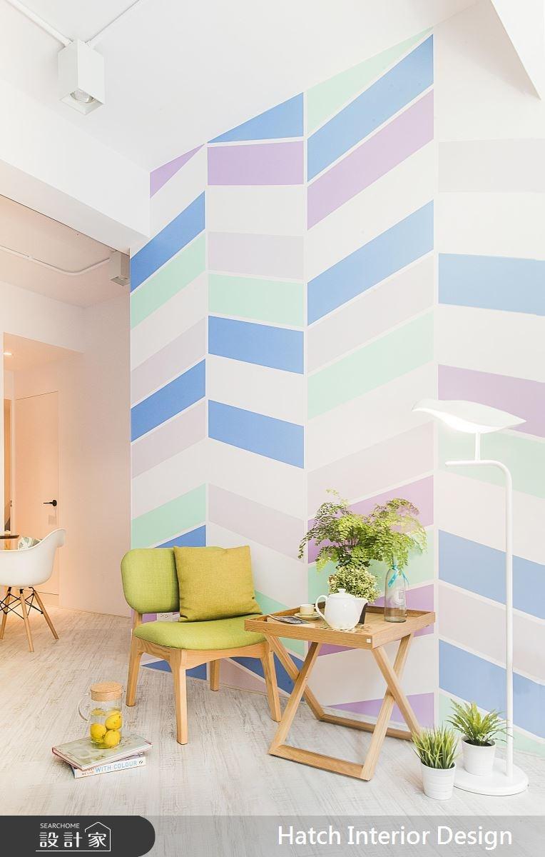 14坪老屋(16~30年)_現代風客廳案例圖片_合砌設計有限公司_合砌_調色盤之2