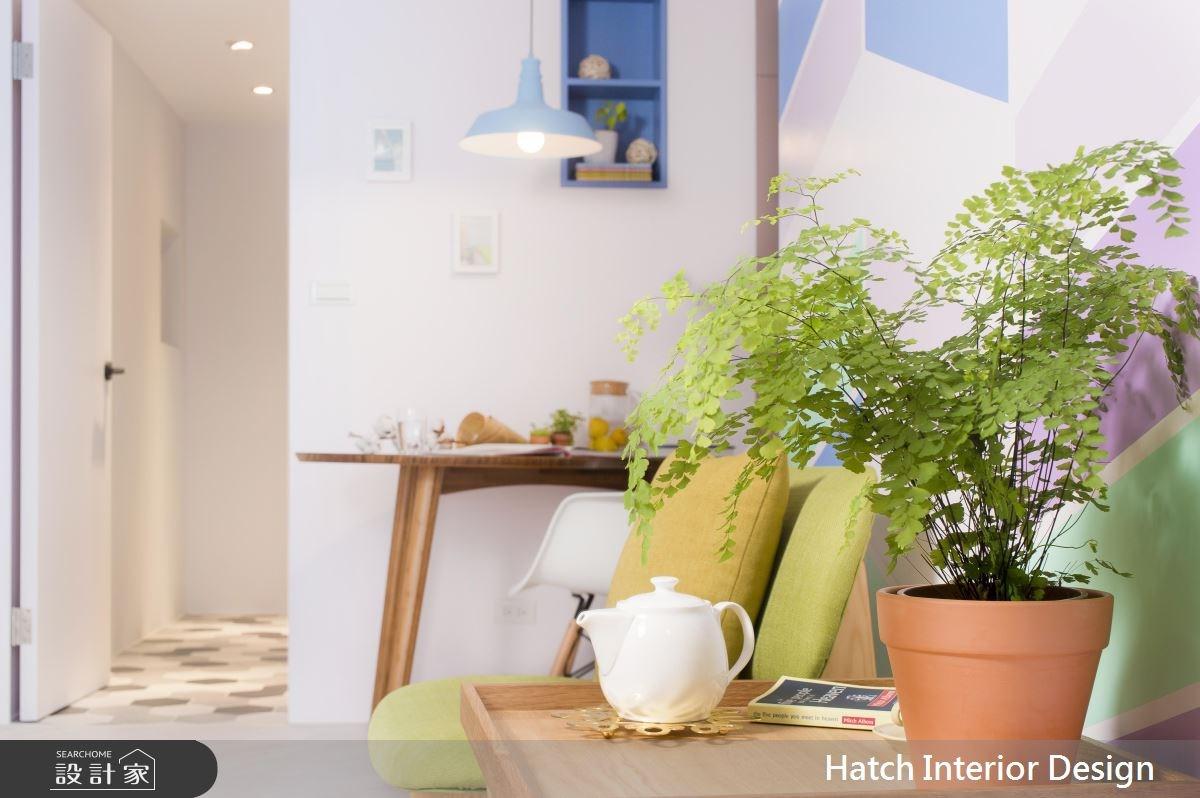 14坪老屋(16~30年)_現代風客廳案例圖片_合砌設計有限公司_合砌_調色盤之3