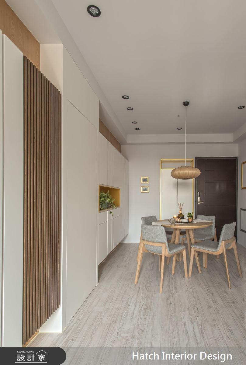 20坪新成屋(5年以下)_新古典餐廳案例圖片_合砌設計有限公司_合砌_和諧之3