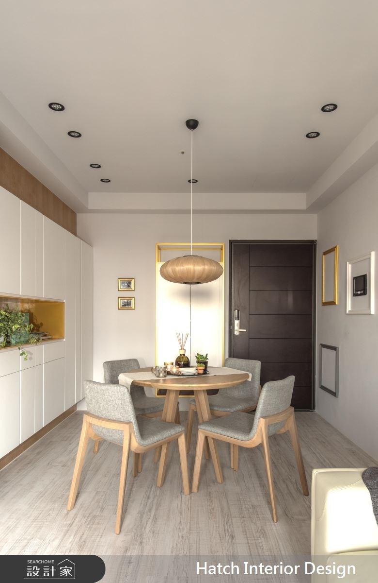 20坪新成屋(5年以下)_新古典餐廳案例圖片_合砌設計有限公司_合砌_和諧之4
