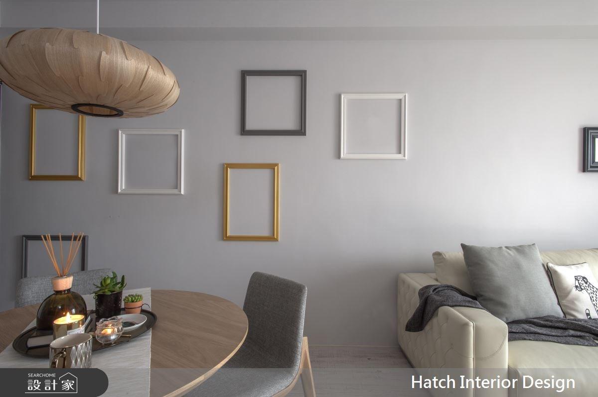 20坪新成屋(5年以下)_新古典客廳案例圖片_合砌設計有限公司_合砌_和諧之6