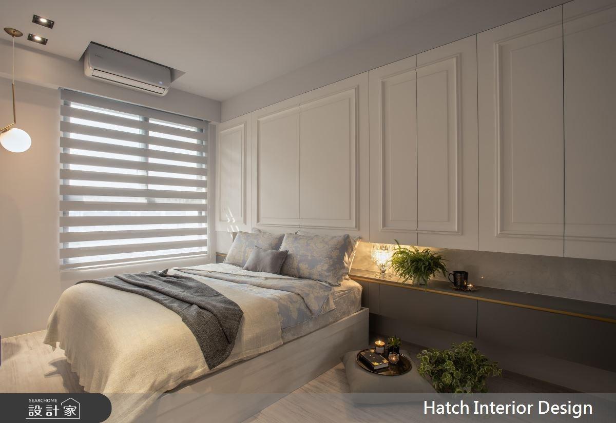 20坪新成屋(5年以下)_新古典臥室案例圖片_合砌設計有限公司_合砌_和諧之7
