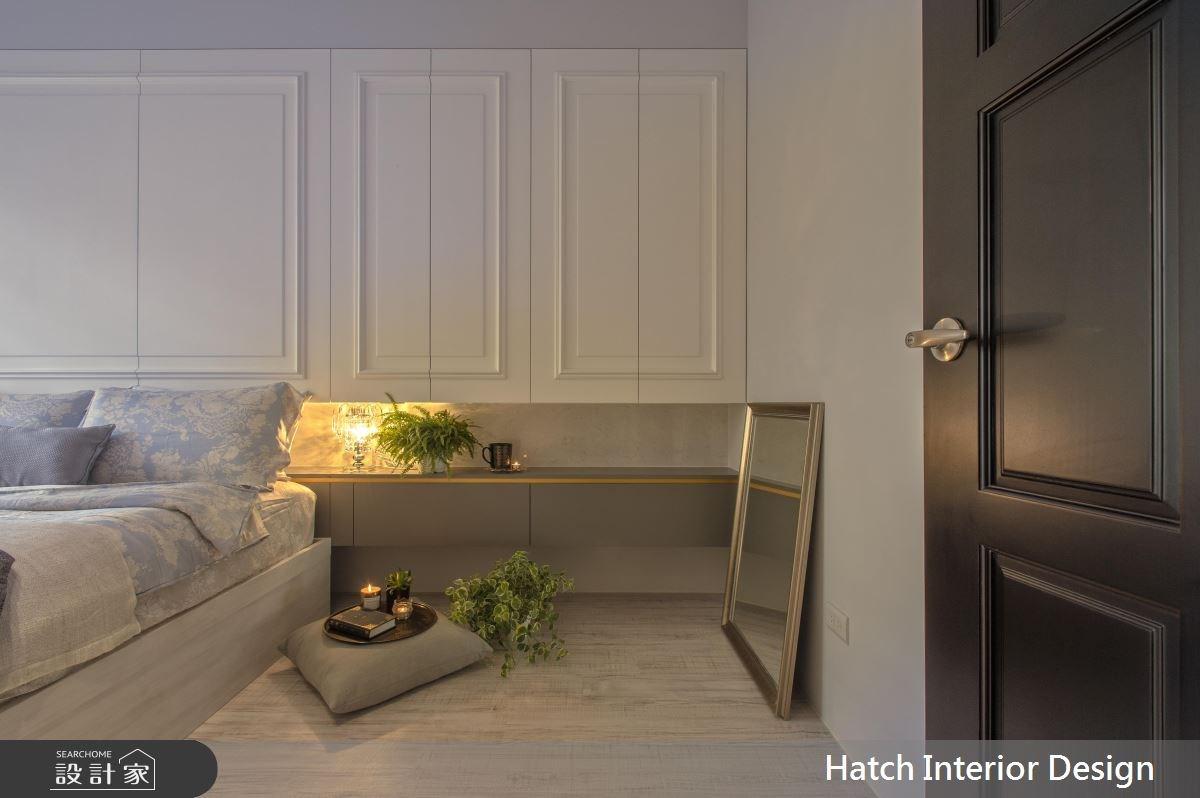 20坪新成屋(5年以下)_新古典臥室案例圖片_合砌設計有限公司_合砌_和諧之8