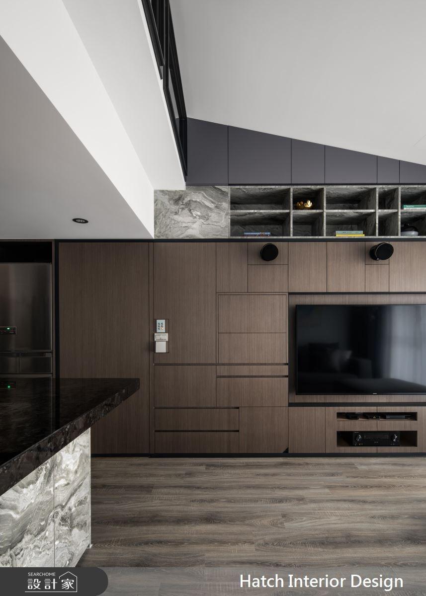 18坪新成屋(5年以下)_現代風客廳案例圖片_合砌設計有限公司_合砌_型塑之4