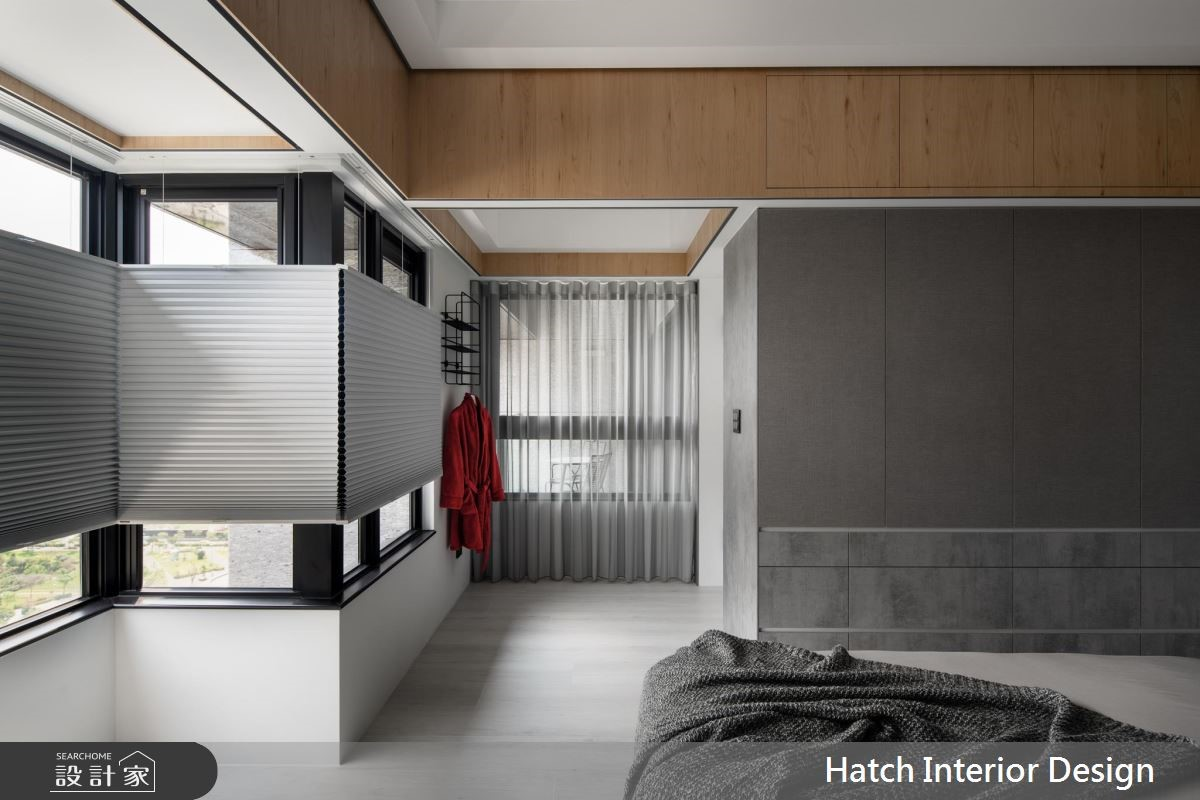 32坪新成屋(5年以下)_現代風臥室案例圖片_合砌設計有限公司_合砌_序列之24