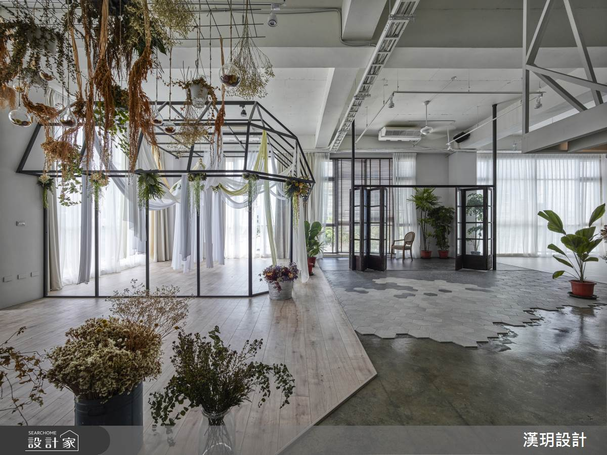 107坪新成屋(5年以下)_北歐風商業空間案例圖片_漢玥室內裝修設計有限公司_漢玥_02之7