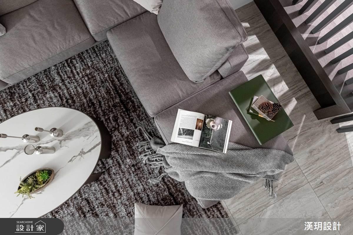 68坪新成屋(5年以下)_新中式風案例圖片_漢玥室內裝修設計有限公司_漢玥_10之3