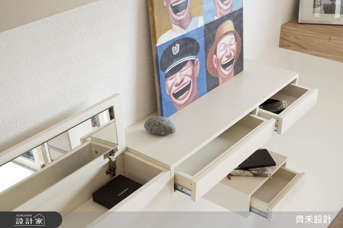 6坪新成屋(5年以下)_現代風案例圖片_齊禾設計有限公司_齊禾_04之14