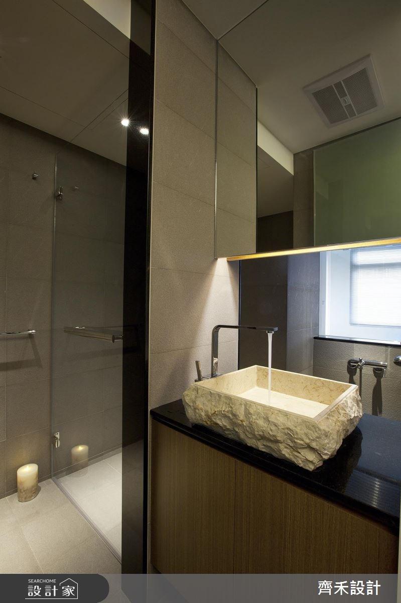13坪老屋(16~30年)_休閒風浴室案例圖片_齊禾設計有限公司_齊禾_07之7
