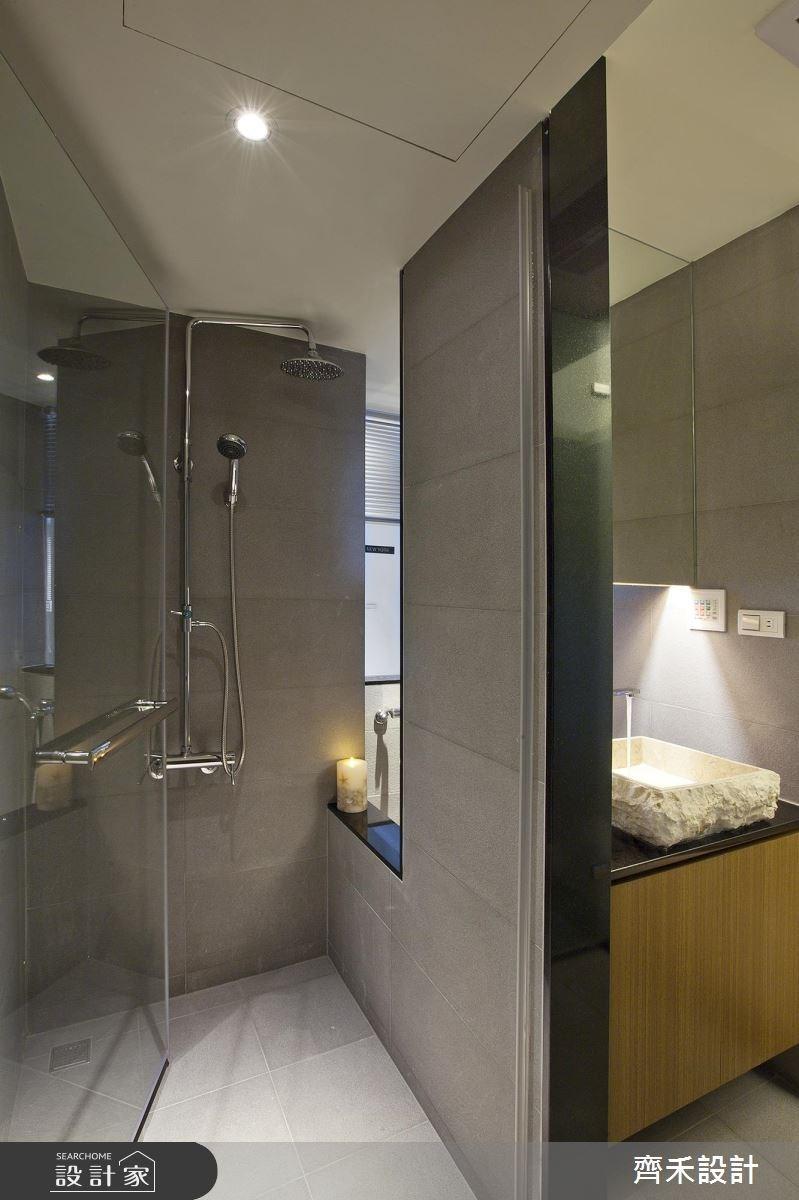 13坪老屋(16~30年)_休閒風浴室案例圖片_齊禾設計有限公司_齊禾_07之8
