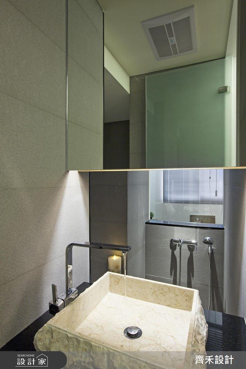 13坪老屋(16~30年)_休閒風浴室案例圖片_齊禾設計有限公司_齊禾_07之9