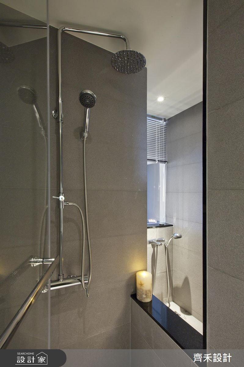 13坪老屋(16~30年)_休閒風浴室案例圖片_齊禾設計有限公司_齊禾_07之10