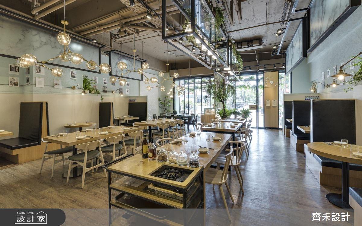 100坪老屋(16~30年)_北歐風商業空間案例圖片_齊禾設計有限公司_齊禾_14之3