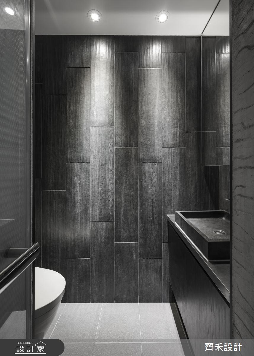 5坪老屋(16~30年)_工業風浴室案例圖片_齊禾設計有限公司_齊禾_27之10