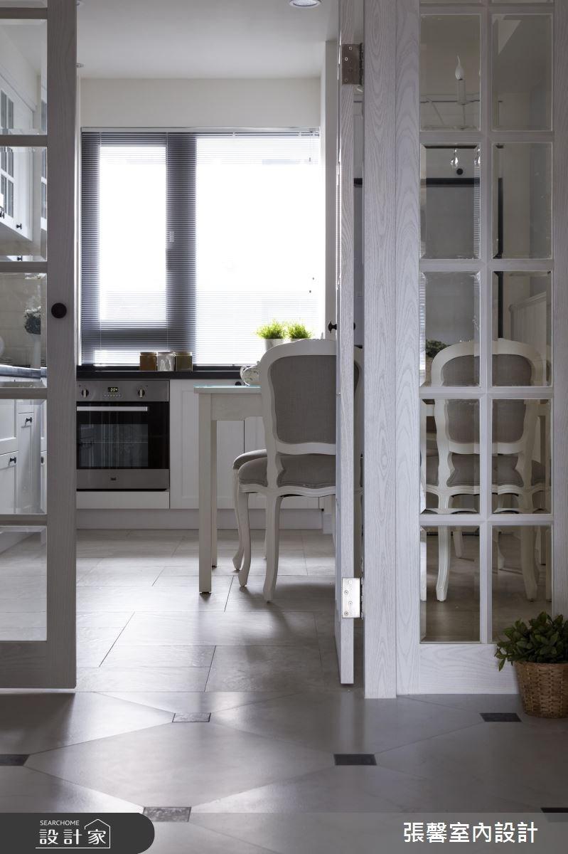 45坪新成屋(5年以下)_美式風廚房案例圖片_瀚觀室內裝修設計工程股份有限公司_張馨_03之8