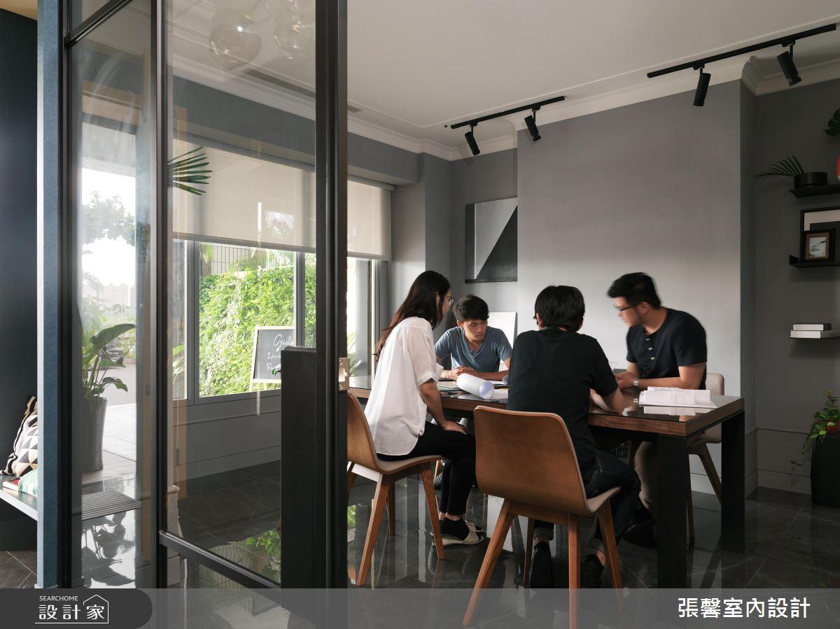 室內設計師們都這樣玩設計!窺見他們的美式風商辦空間