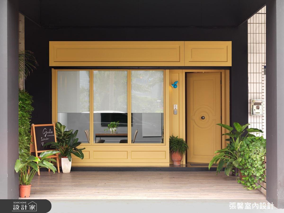 48坪新成屋(5年以下)_美式風商業空間案例圖片_瀚觀室內裝修設計工程股份有限公司_張馨_05之1