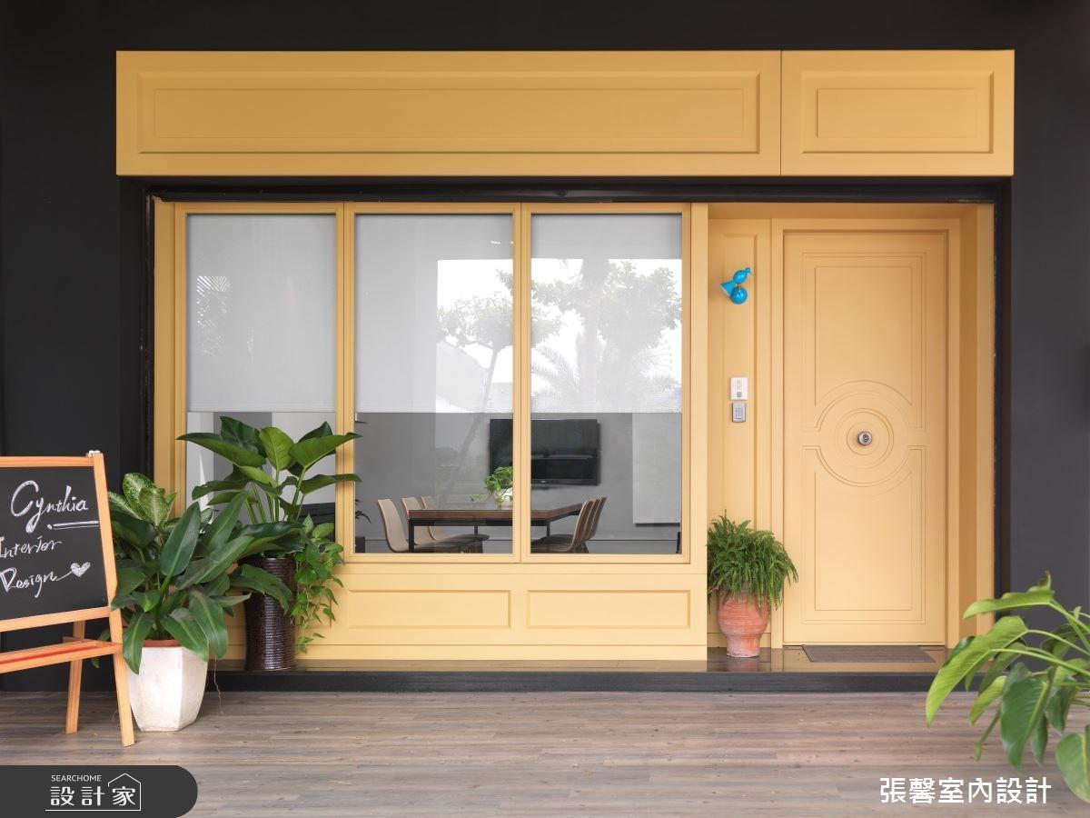 48坪新成屋(5年以下)_美式風商業空間案例圖片_瀚觀室內裝修設計工程股份有限公司_張馨_05之2