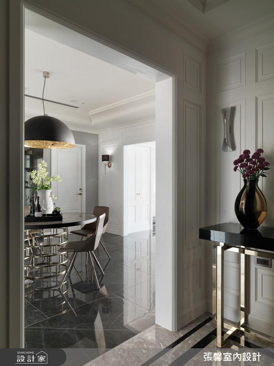 55坪預售屋_現代風餐廳案例圖片_瀚觀室內裝修設計工程股份有限公司_張馨_09之3