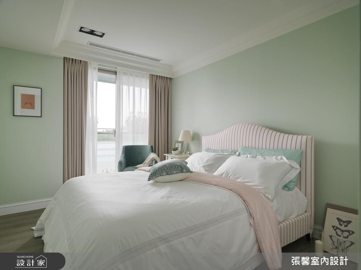 48坪新成屋(5年以下)_美式風臥室案例圖片_瀚觀室內裝修設計工程股份有限公司_張馨_13之15