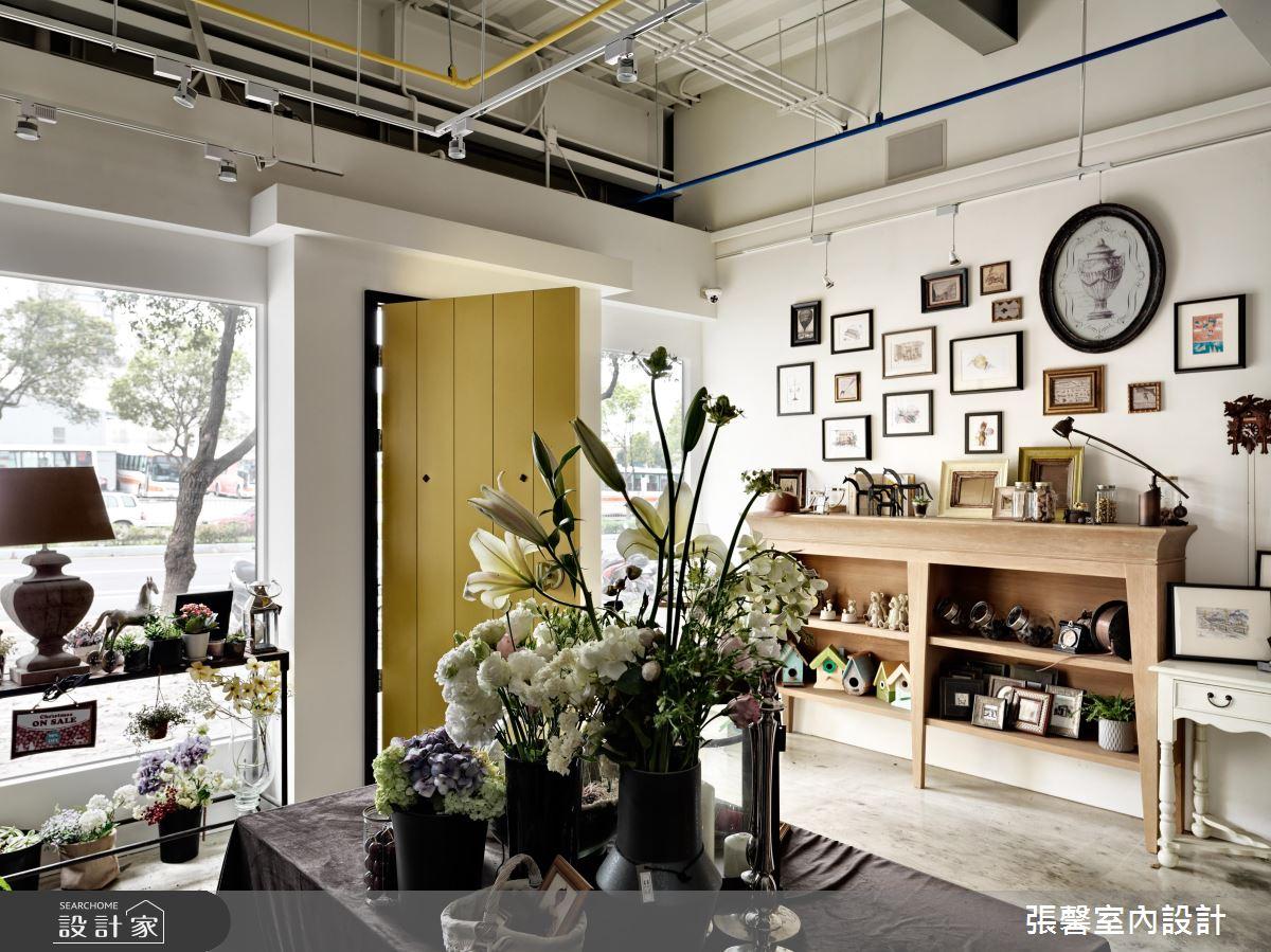 設計師的傢飾店圓夢計畫!打造美式工業風創意夢工廠