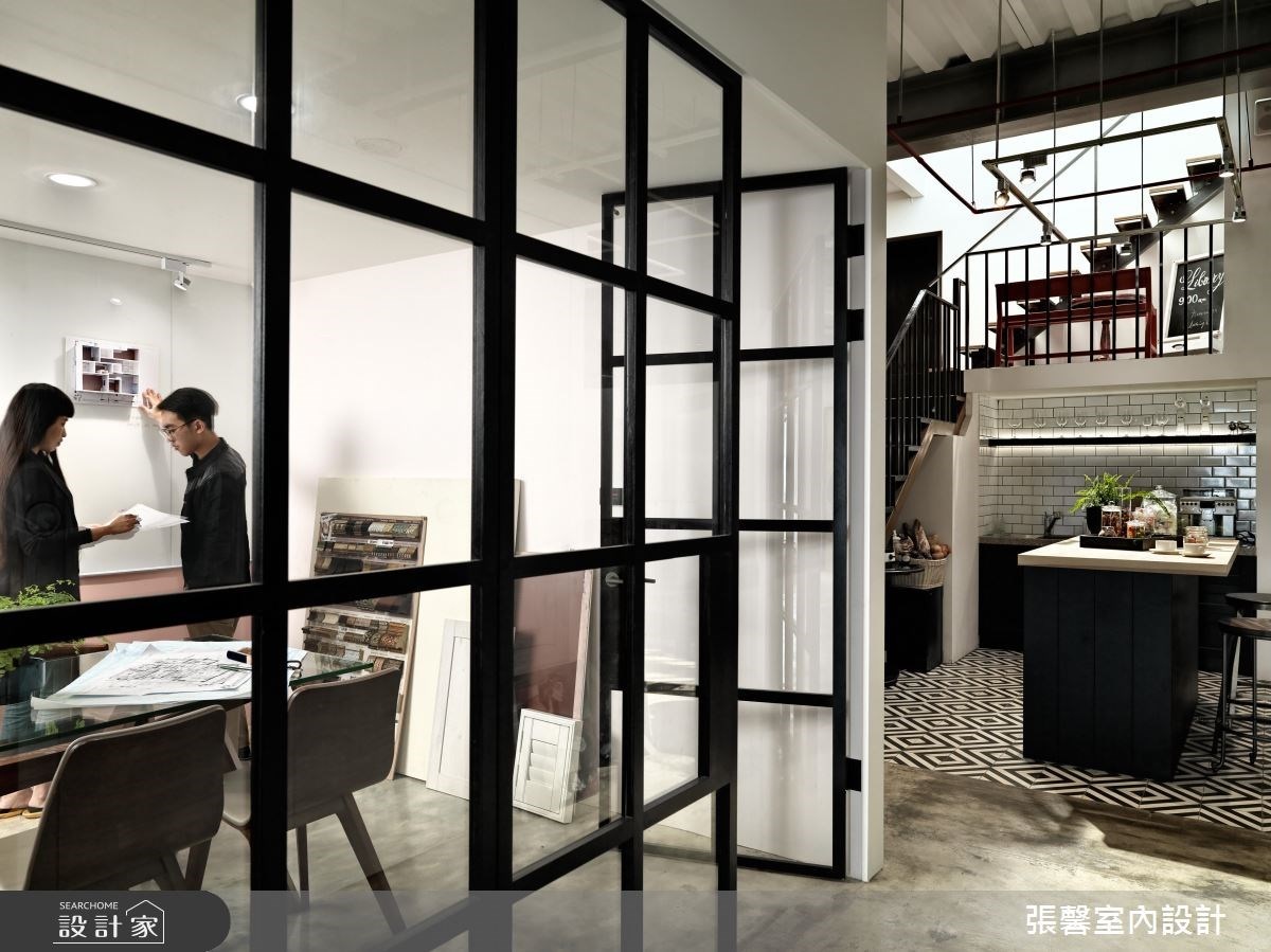 107坪新成屋(5年以下)_工業風商業空間案例圖片_瀚觀室內裝修設計工程股份有限公司_張馨_14之8