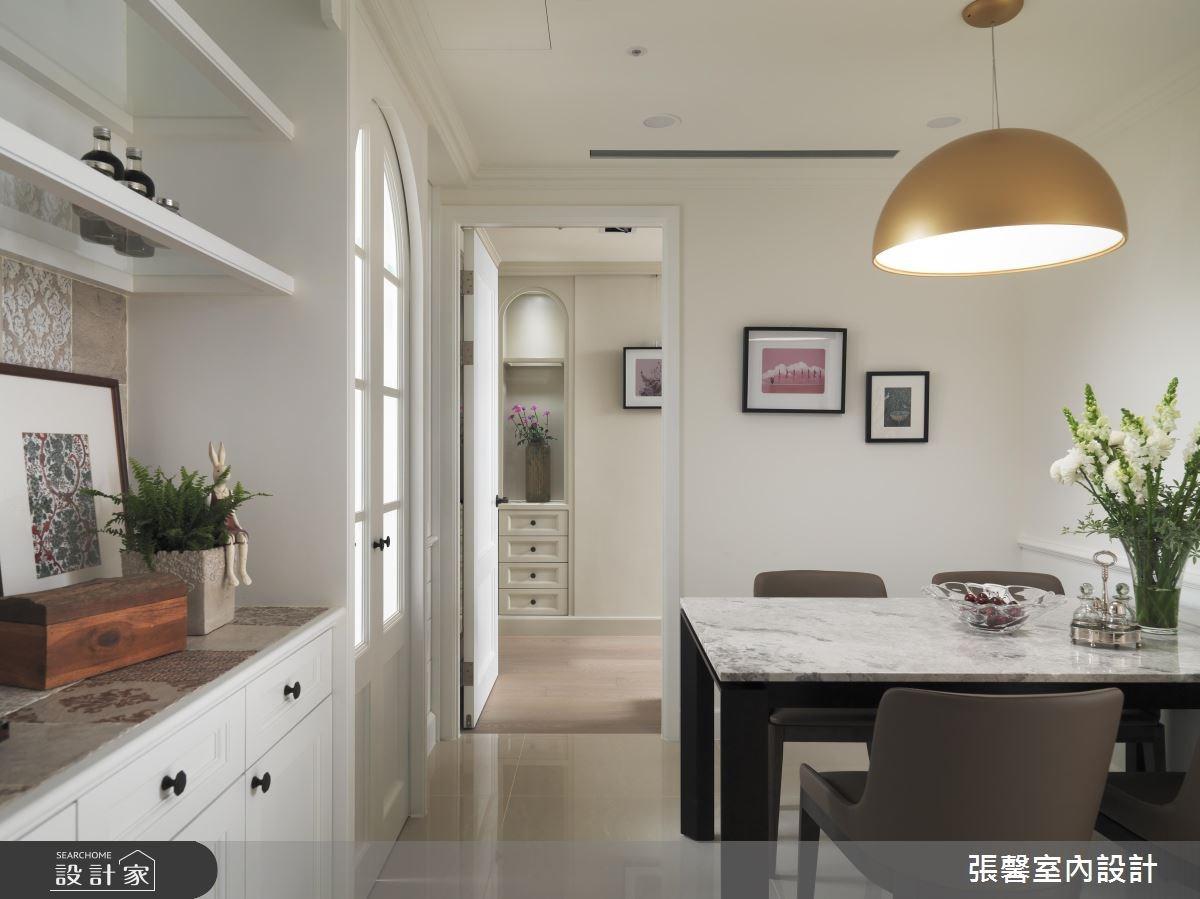 43坪新成屋(5年以下)_美式風餐廳案例圖片_瀚觀室內裝修設計工程股份有限公司_張馨_20之4