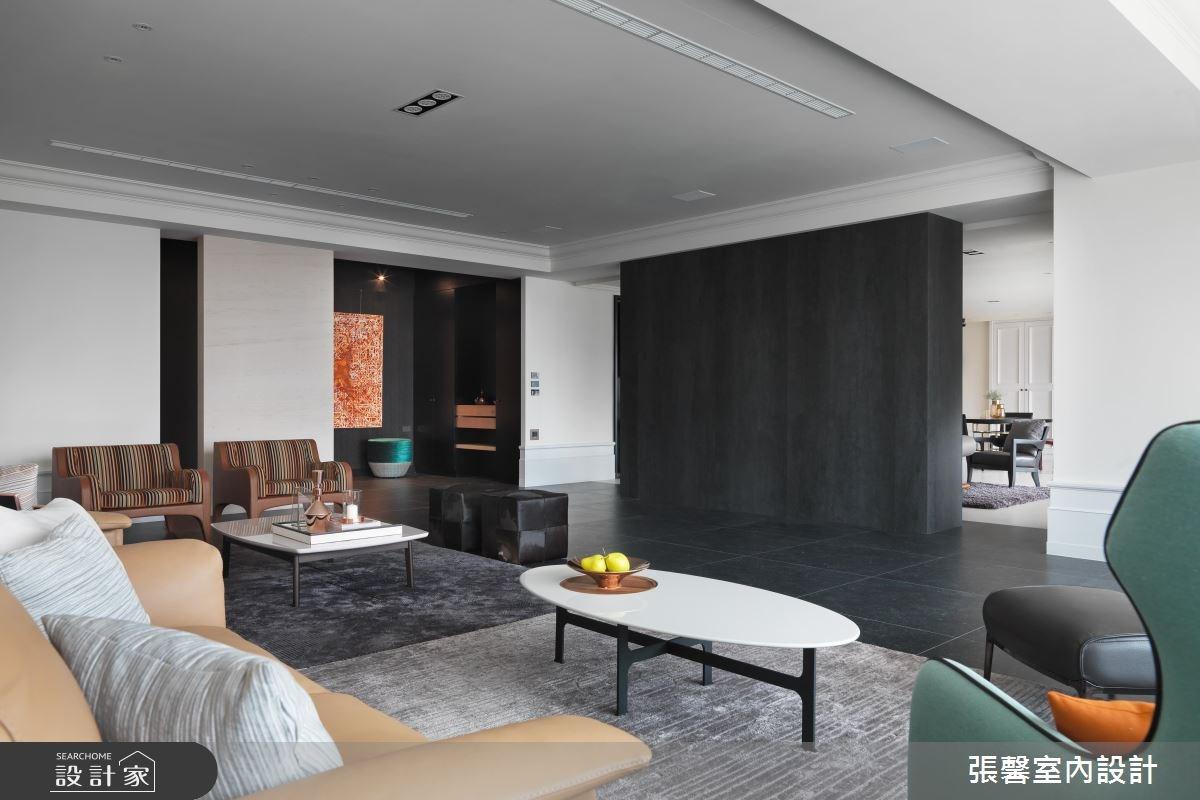 109坪新成屋(5年以下)_現代風客廳案例圖片_瀚觀室內裝修設計工程股份有限公司_張馨_24之2