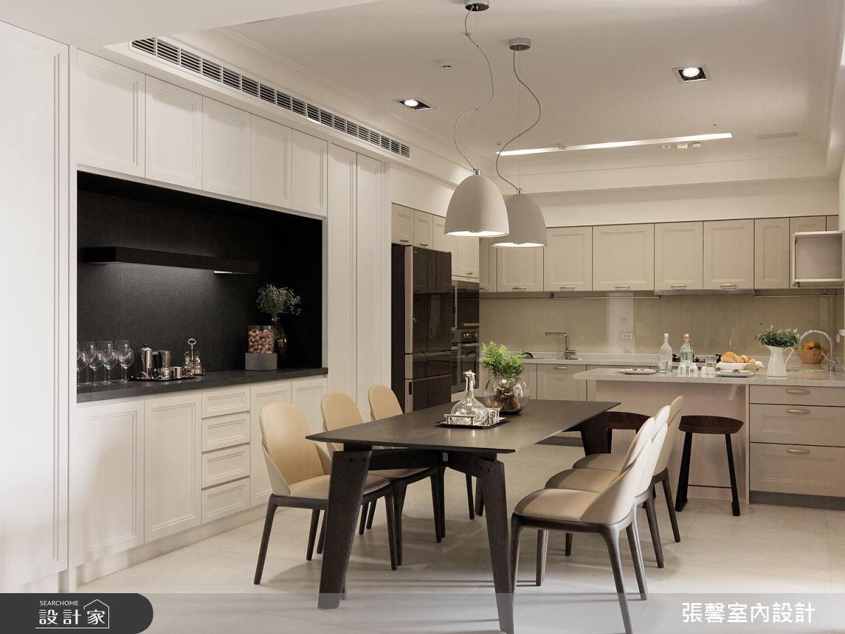 59坪新成屋(5年以下)_美式風餐廳案例圖片_瀚觀室內裝修設計工程股份有限公司_張馨_25之4