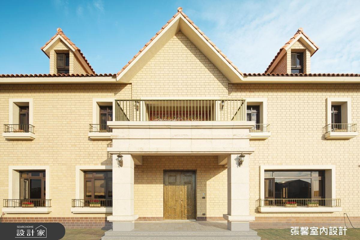 129坪新成屋(5年以下)_美式風案例圖片_瀚觀室內裝修設計工程股份有限公司_張馨_27之2