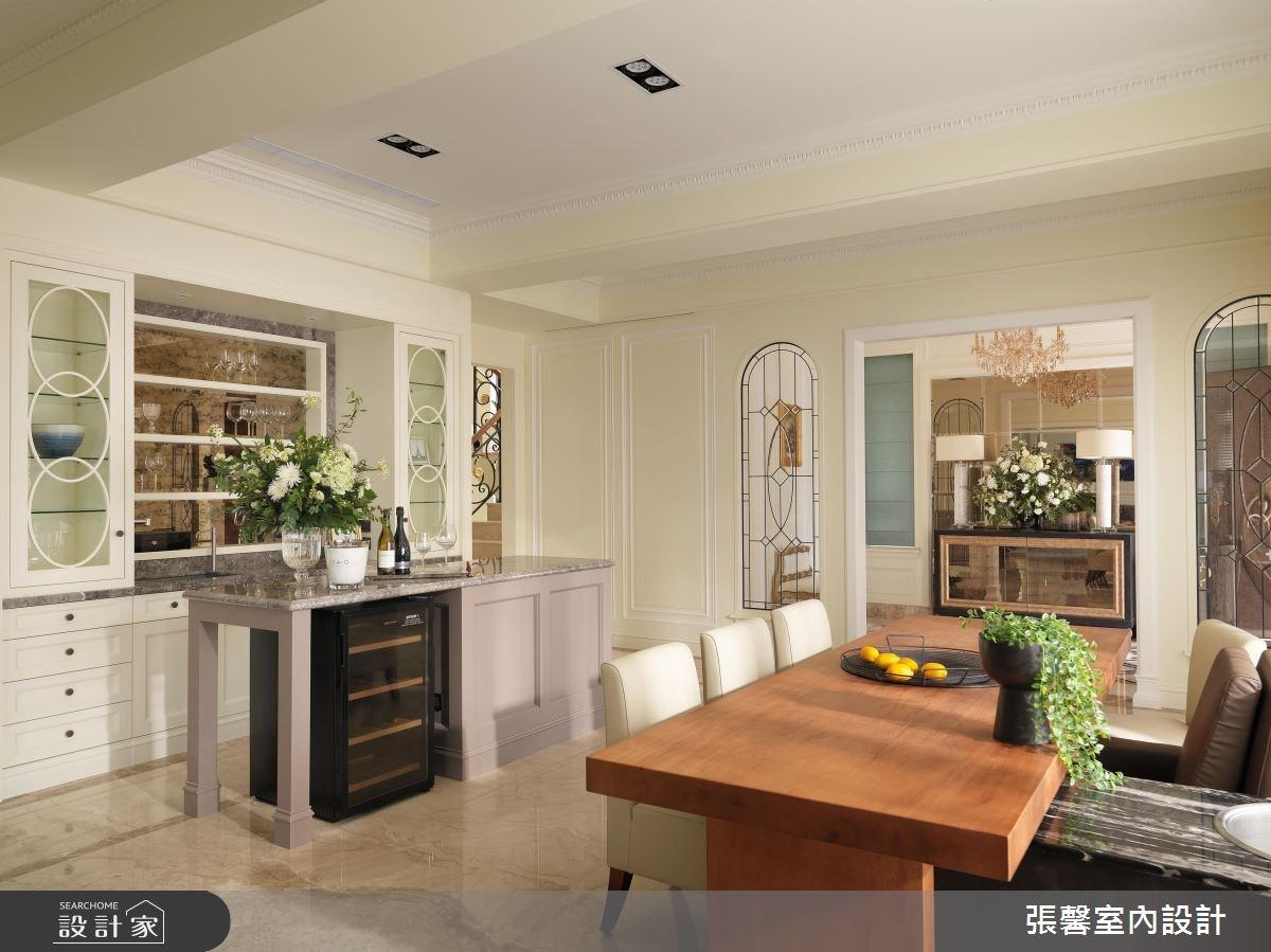 208坪新成屋(5年以下)_混搭風餐廳案例圖片_瀚觀室內裝修設計工程股份有限公司_張馨_30之2