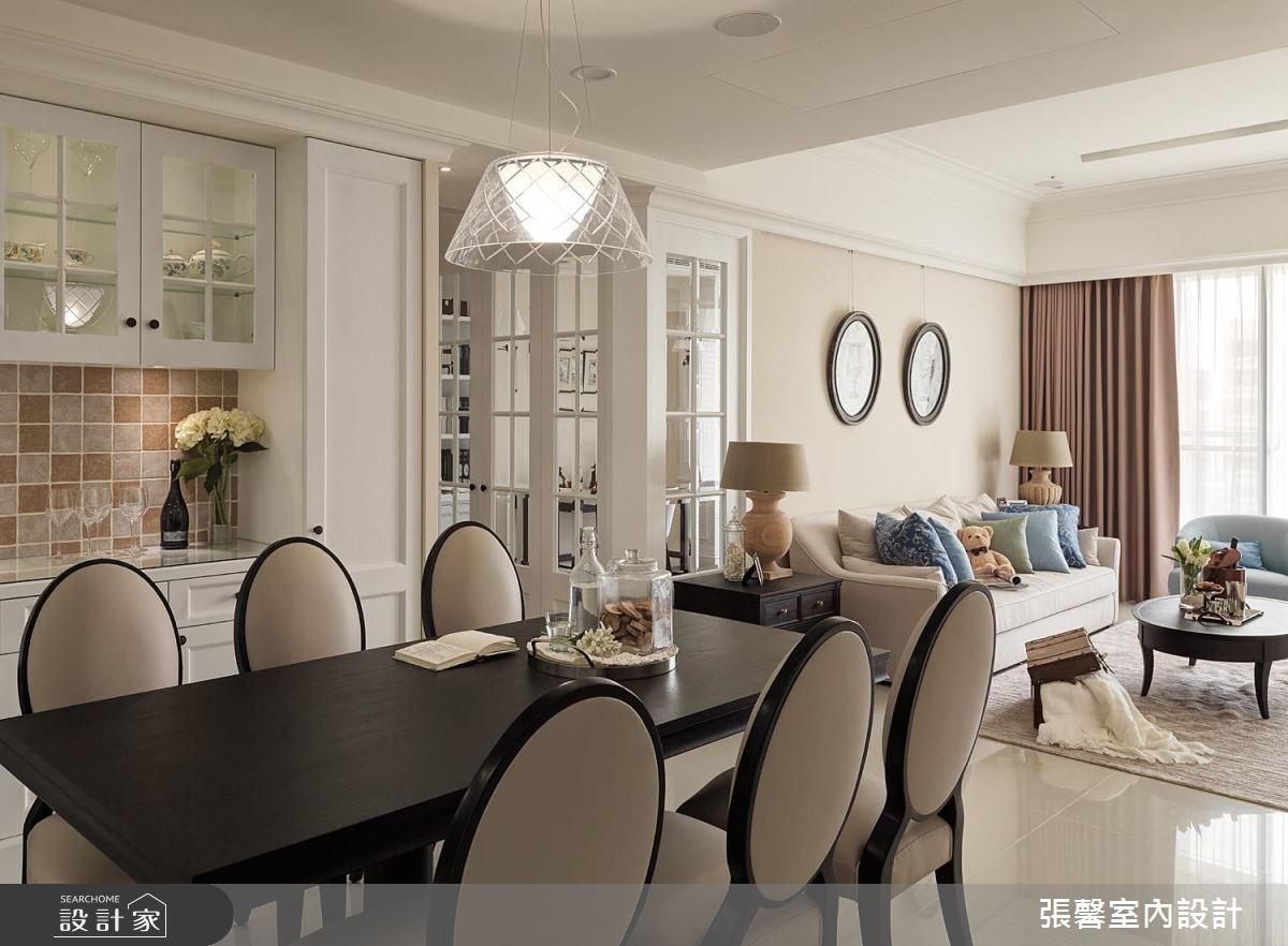 40坪新成屋(5年以下)_美式風餐廳案例圖片_瀚觀室內裝修設計工程股份有限公司_張馨_31之4