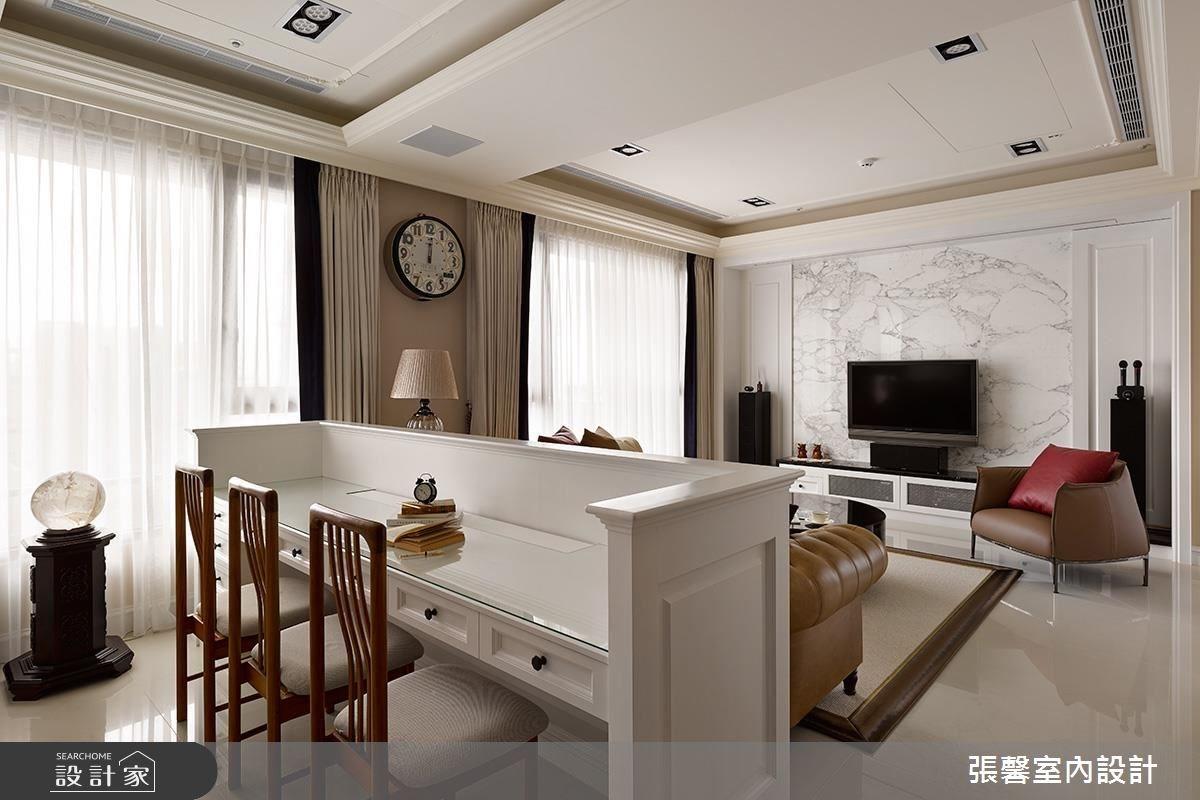 30坪新成屋(5年以下)_美式風書房案例圖片_瀚觀室內裝修設計工程股份有限公司_張馨_32之3