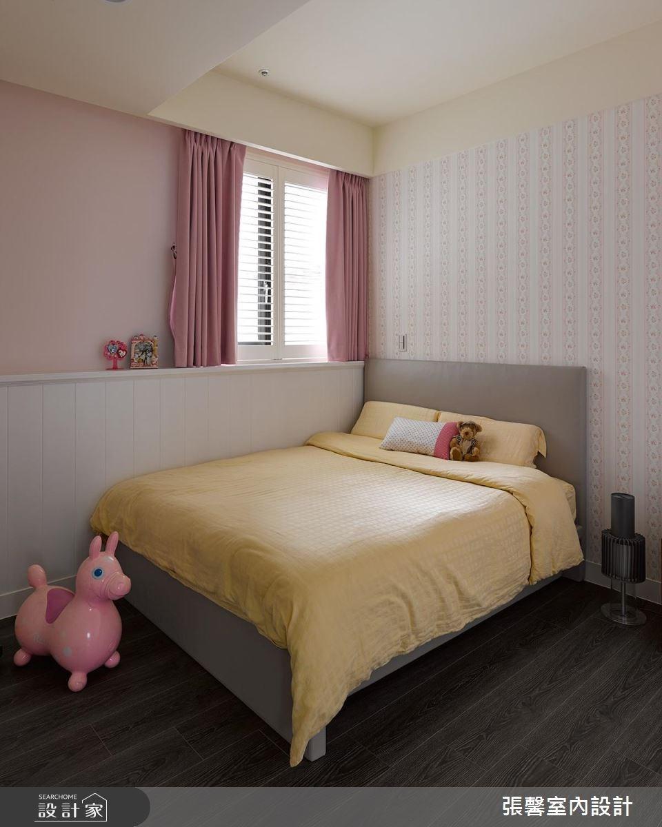 30坪新成屋(5年以下)_美式風臥室案例圖片_瀚觀室內裝修設計工程股份有限公司_張馨_32之12