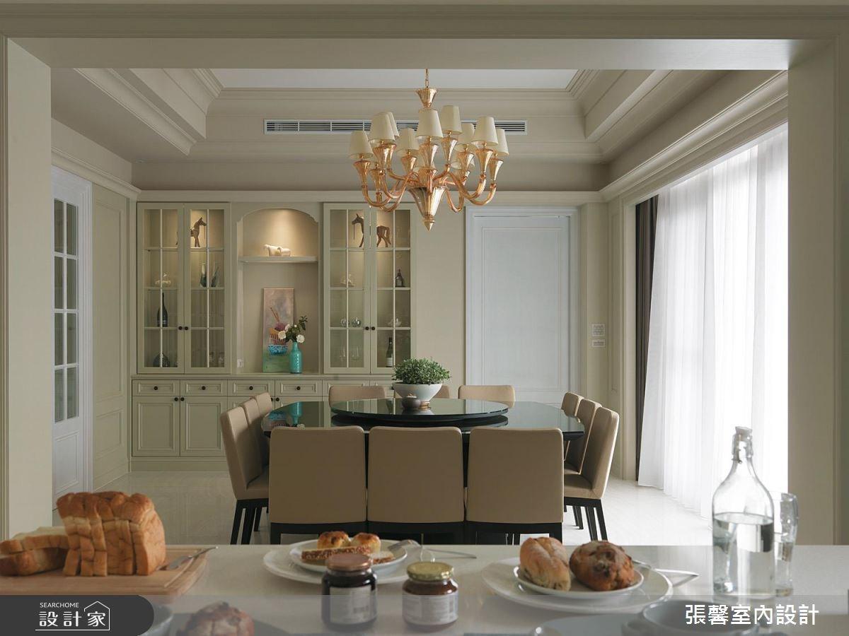 107坪新成屋(5年以下)_美式風餐廳案例圖片_瀚觀室內裝修設計工程股份有限公司_張馨_33之9